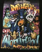 SNOOP DOGG Malice in Wonderland women's T-Shirt XL