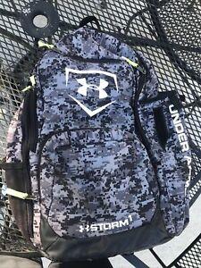 Under Armor Baseball Bag