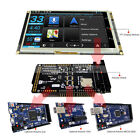 """7"""" inch TFT LCD Resistive Touch RA8875 Shield for Arduino Due,MEGA 2560 Uno"""