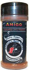 Habanero Chili Pepper Powder Dried Spice Extra Hot Amigo Spice 1.5 oz 1