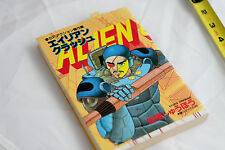"Itahashi ""Alien Crash"" Vintage Japanese Book Anime Cartoon Comic Animated"