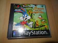Buster and the le haricot magique (PS1) PAL COMME NEUF COLLECTORS