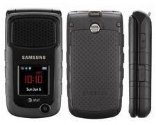 Samsung Rugby 2 II A847 3G GSM Rugged Flip CellPhone Black - UNLOCKED