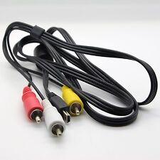 Av Video Cable Cord For Canon Ixy 200F Ixy 210F Ixy 220F Ixy 400F Ixy 410F New
