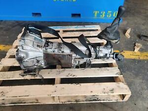 Toyota Corona Manual Gearbox Borg Warner 5 Speed ST141 2.0 2S 08/83-12/87
