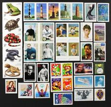 US 2003 Commemorative Year Set, 70 stamps including sheets Mint NH, see scans