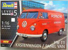 Revell 07049 VW Bully T1 Kastenwagen Porsche Renndienst in 1:16   Neu und OVP