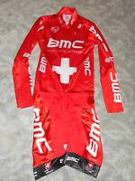 Hincapie Swiss champ Meister Team BMC TT aero skinsuit body Zeitfahranzug