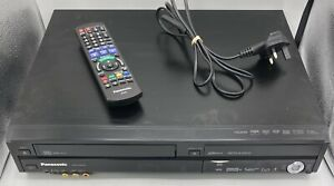 Panasonic DMR-EX99V HDD, DVD & VHS Recorder 250GB Freeview VCR With Remote