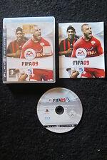 PS3 : FIFA 09 - Completo, ITA ! Scendi in campo con il gioco ufficiale di Fifa !