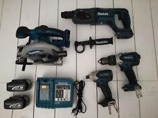 Makita 18 V Akku Werkzeugset  / Top Profi-Werkzeuge /