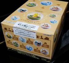 Re-Ment Pokemon Terrarium Miniature Figure Full set Complete Rare Pikachu #10561