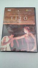 "DVD ""MOZART LA CLEMENZA DI TITO"" OPERA ANDREW DAVIS PHILIP LANGRIDGE ASHLEY PUTN"