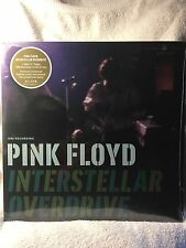 "PINK FLOYD INTERSTELLAR OVERDRIVE 12"" SINGLE VINYL EP POSTER & POSTCARD RSD 2017"