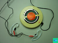 SONY D-EJ100 Walkman CD Player with Sony Around The Ear Earbuds