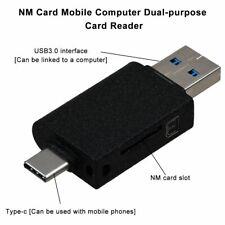 Huawei NM Nano Memory Card Reader USB 3.0 / Type-C Micro SD TF NM Card Reader