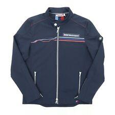 "BMW Motorsport M Series Adult Men Small 42"" Soft Shell Racer Jacket Full Zip"