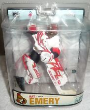 NHL Series 18 Ottawa Senators Ray Emery 1 Action Figure McFarlane Toys Neu/Ovp