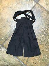 1/6 Custom Hakama Pant Skirt (Black)