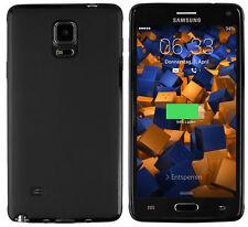 mumbi Schutzhülle für Samsung Galaxy Note 4 Hülle Case Cover Tasche Schutz Handy
