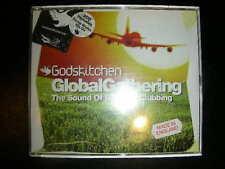 "3 CD Set ""Godskitchen Global Gathering - The Sound Of Summer Clubbing"" Virgin"
