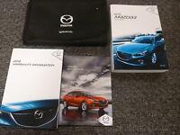 2015 Mazda 3 Mazda3 Operator Owner Manual User Guide i s SV Sport Grand Touring