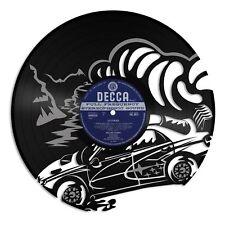 Subaru Vinyl Wall Art Record Sport Cars Decorative Design Unique Gift Home Decor