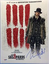 Tim Roth Signed H8ful Eight 11x14 Photo PSA Cert# AA54383
