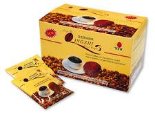 One box black lingzhi coffee 2x1 with reishi ganoderma + free shipping