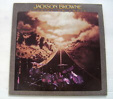 JACKSON  BROWNE...RUNNING  ON  EMPTY....LP