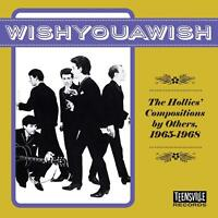 WISHYOUAWISH (THE HOLLIES' COMPOSITIONS BY OTHERS)   CD NEW!