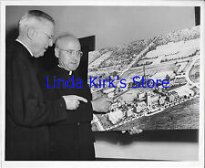 Bishop Clarence Elwell & Unknown Reverend Promotional Photograph 8 x 10