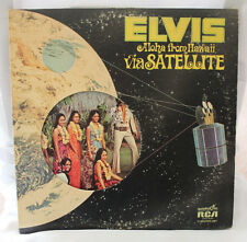 Elvis Presley Aloha from Hawaii via Satellite 1972 RCA Records