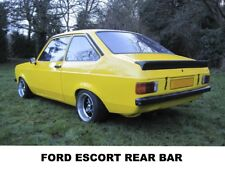 FORD ESCORT MK2 FIBREGLASS REAR BUMPER BAR RS