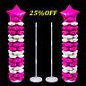 1Set Balloon Column Base Stand Display Kit Wedding Birthday Party Decor Supplies