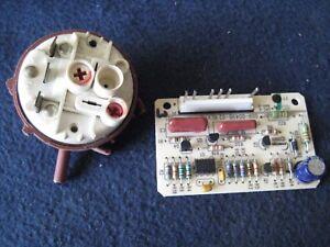 KENMORE Washer Temperature Control Board #:131891000/Pressure Switch #:131998300