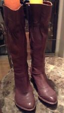 neosens made in spain brown Soft leather boots 37 6.5 beautiful!