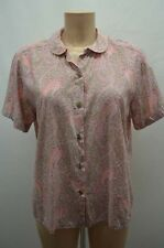 CACHAREL CHEMISIER .  ROSE TAILLE 44 T44  XXL    SHIRT CAMISA BLUSE BLOUSE  /  5