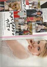 SP27 Clipping-Ritaglio 2013 Sienna Miller Romantica malgrado tutto