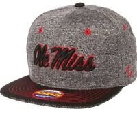 University of Mississippi Ole Miss Rebels Zephyr Prodigy Youth Kids Snapback Hat