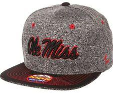 University of Mississippi Ole Miss Rebels Zephyr Prodigy Youth Kids Snapback Hat