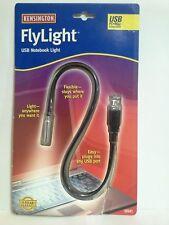 KENSINGTON FLYLIHGT  USB NOTEBOOK LIGHT - USB LIGHT  EXCELLENT CONDITION  !!!!!