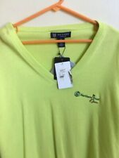 Northern Trust Golf Sweater(New) And Nike Golf Shirt Price Reduced Free Ship.