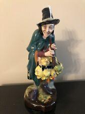 """Royal Doulton """"The Mask Seller Hn 2103 Porcelain Figurine Designed by L Haradine"""