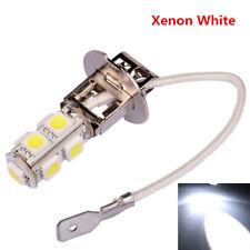 1x H3 9SMD LED Xenon White Car Auto Fog Head Driving Light Lamp Bulb 12V