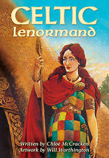 NEW IN BOX Celtic Lenormand Deck and Book Oracle Cards Set by US Games