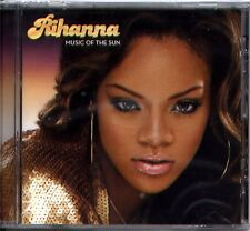 - CD - RIHANNA - Music of the sun