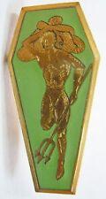 Insigne Marine LE RETIAIRE (gladiateur) Augis  ORIGINAL