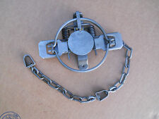 1 Montana 1.5 Special Coil Spring traps, trapping, Coon, Mink, Fox, Coyote