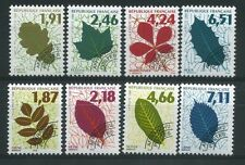 "FRANCE STAMP TIMBRE PREOBLITERES 232 / 239  "" FEUILLES ARBRES ""  NEUFS  XX  TTB."